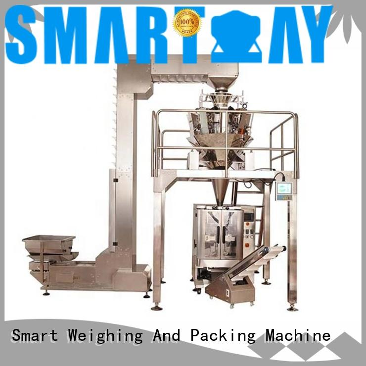 Smart Weigh head sandwich packing machine inquire now for foof handling