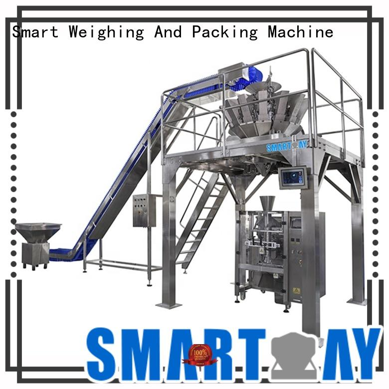 Smart Weigh quality pouch packing machine suppliers for food packing