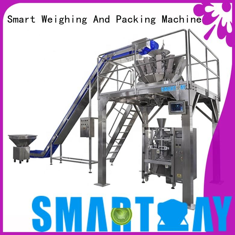 Smart Weigh best packing machine with good price for food weighing