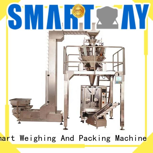 Smart Weigh vertical packaging machine malaysia order now for food packing