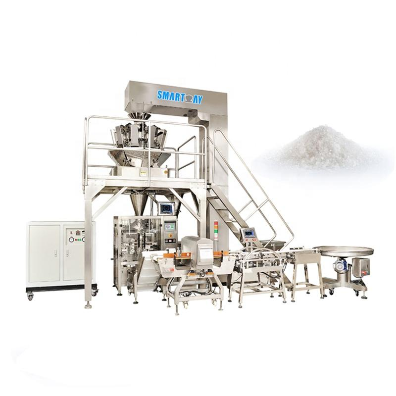 Advanced customization excellent quality 1kg sugar packing machine