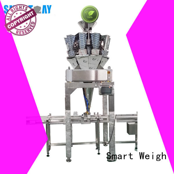 Smart Weigh top vertical filling machine company for food packing