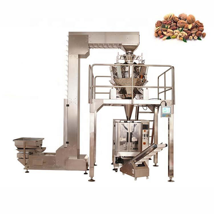 Chinese manufacturer wholesale packing machine nuts dry fruits