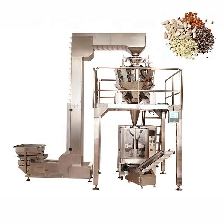 2019 Hot selling excellent quality seal packaging machine for nuts