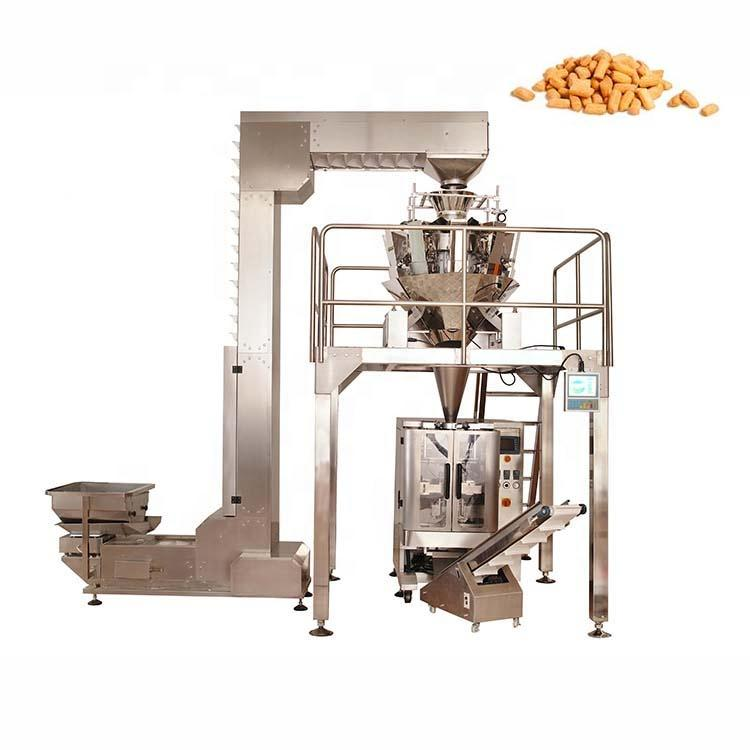 Chinese manufacturer customization high quality grain packaging machine