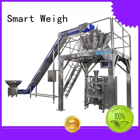 Smart Weigh high quality powder filling machine in bulk for food packing