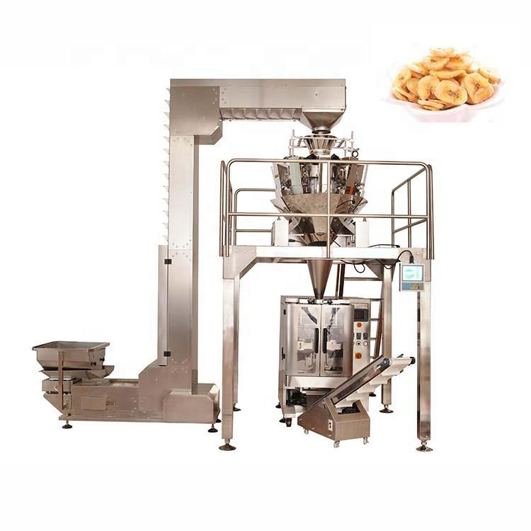 Advanced customization high quality plantain packaging machine