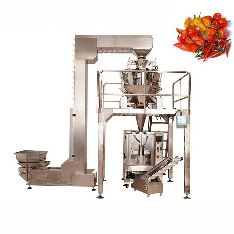Chinese factory direct sales hot selling pepper packaging machine