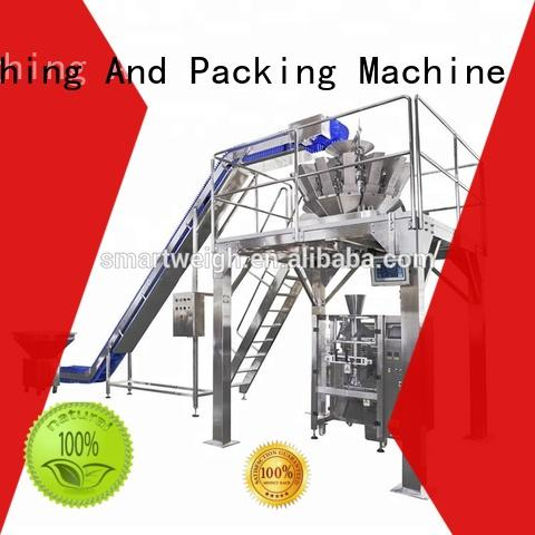 Smart Weigh small vertical bagging machine supply for frozen food packing