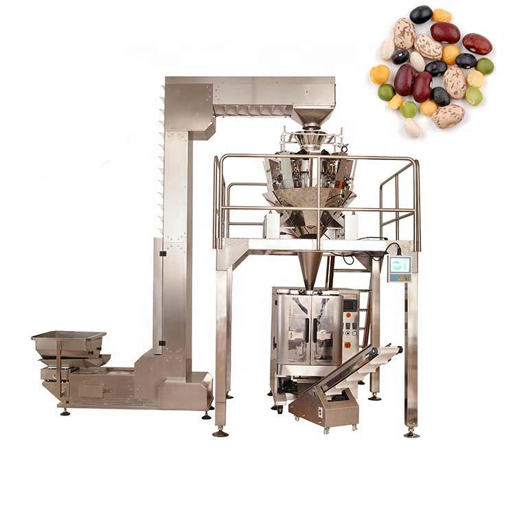 Quality homemade wholesale durable sugar packing with weigher