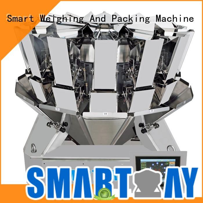 best multihead weigher supply for foof handling