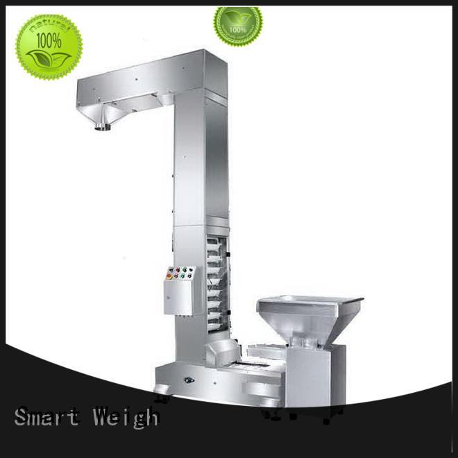 Smart Weigh easy operating working platform customization for foof handling