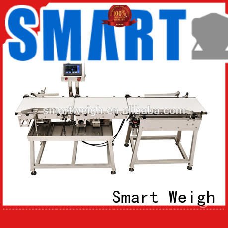 best-selling check weigher machine system customization for foof handling