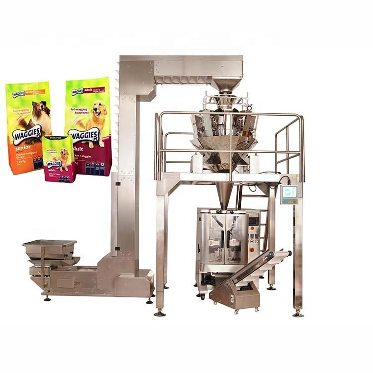 Popular promotions quality grain dried beans packaging machinery