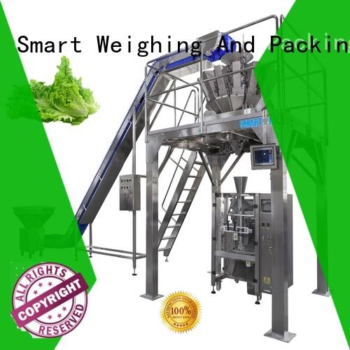 Smart Weigh best shampoo packaging machine free quote for food labeling