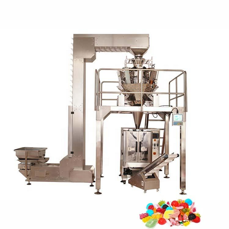 Reasonable price excellent quality hot sales cake doypack packaging machine