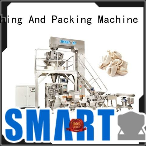 Smart Weigh combined powder filling machine company for food weighing