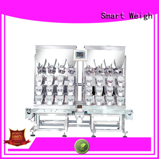 Smart Weigh vertical sugar packaging machine price factory for food weighing