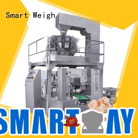 top food filling equipment iqf manufacturers for food weighing