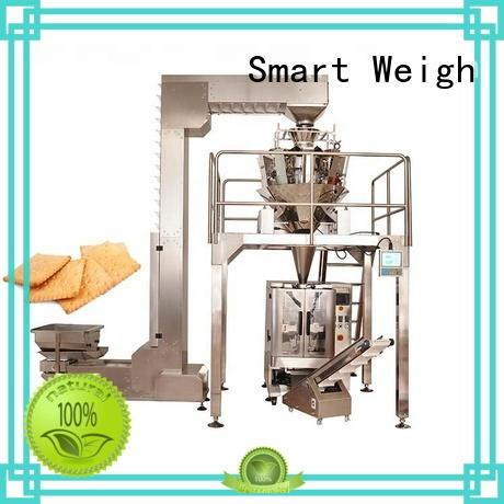Smart Weigh packing packing machine design with good price for food weighing