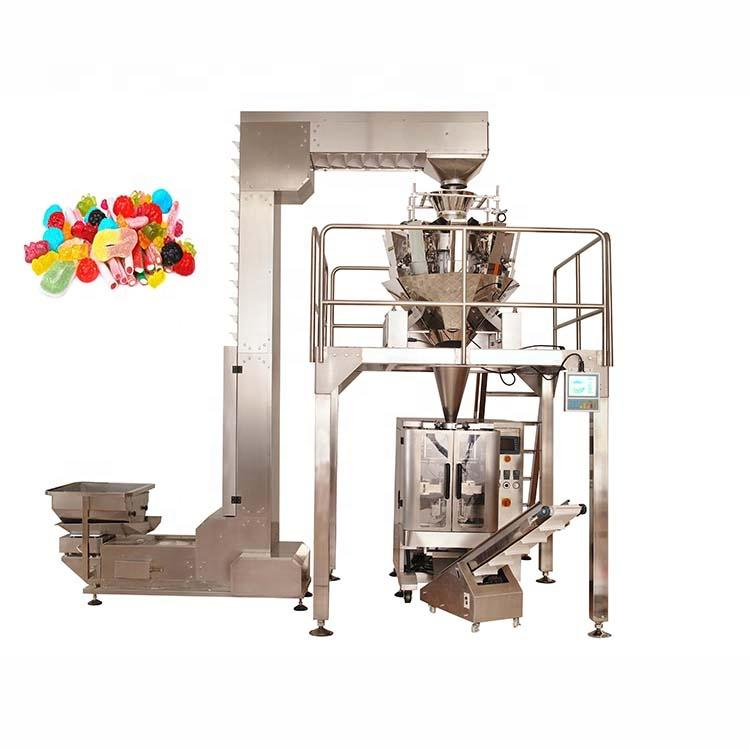 Hot selling low price Chinese factory direct sales sugar packet packing machine