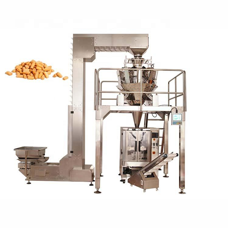 Wholesale hot sale 10 heads granule small snack packaging machine
