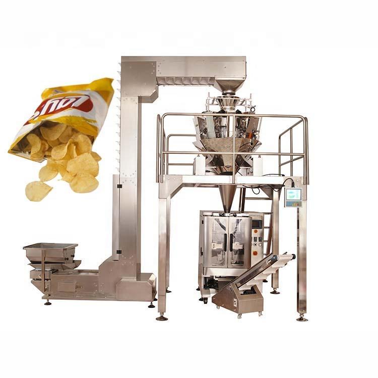 Wholesale hot sale 10 heads granule small snack packaging machine