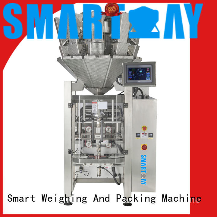 Smart Weigh best material packing machine with cheap price for foof handling