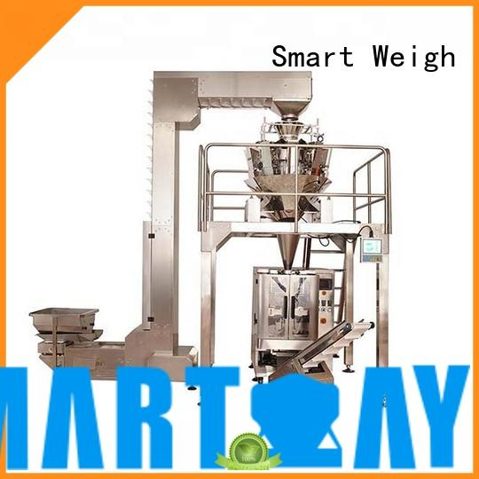 Smart Weigh ketchup packing machine for food labeling