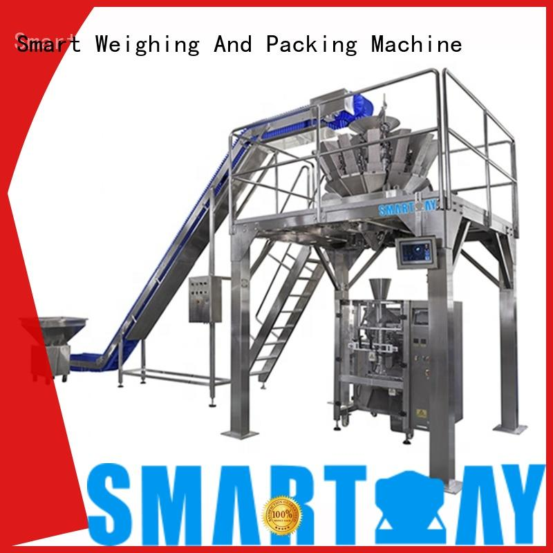 Smart Weigh paste filling machine with good price for food weighing