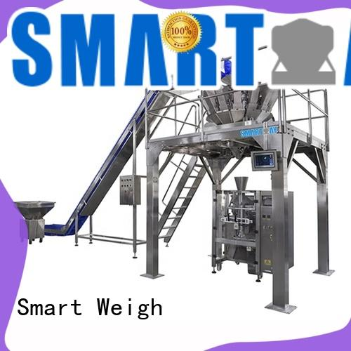 Smart Weigh high-quality packing machine for grocery shop China manufacturer for foof handling