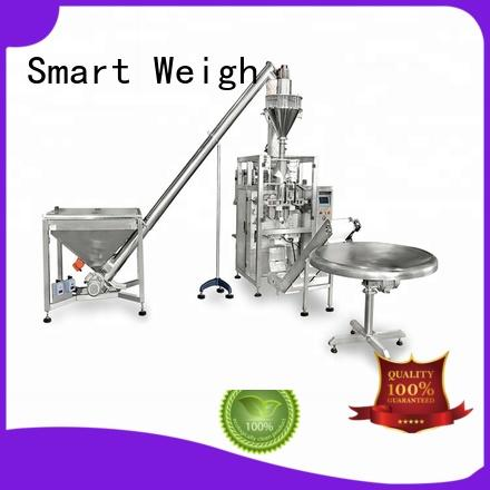 Smart Weigh grade manual powder filling machine factory for chips packing