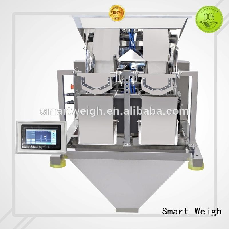 adjustable automatic packaging machine weighing with good price for food packing
