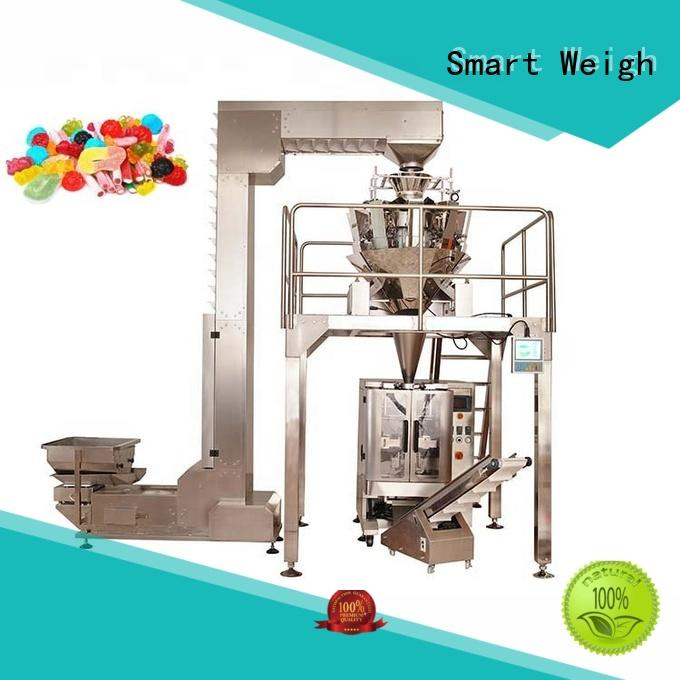 Smart Weigh machine butter packaging machine customization for food weighing