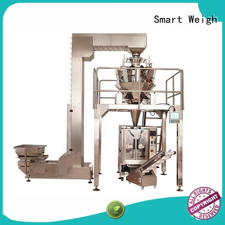 Smart Weigh safety powder packing machine for business for food labeling
