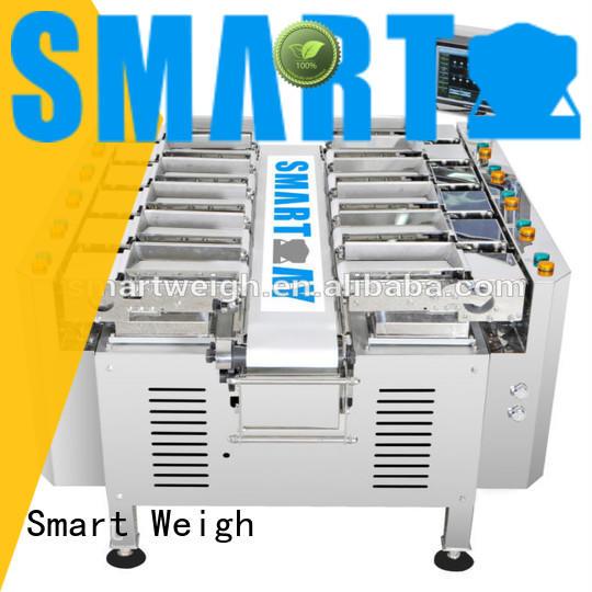 Smart Weigh top computer combination weigher suppliers for foof handling