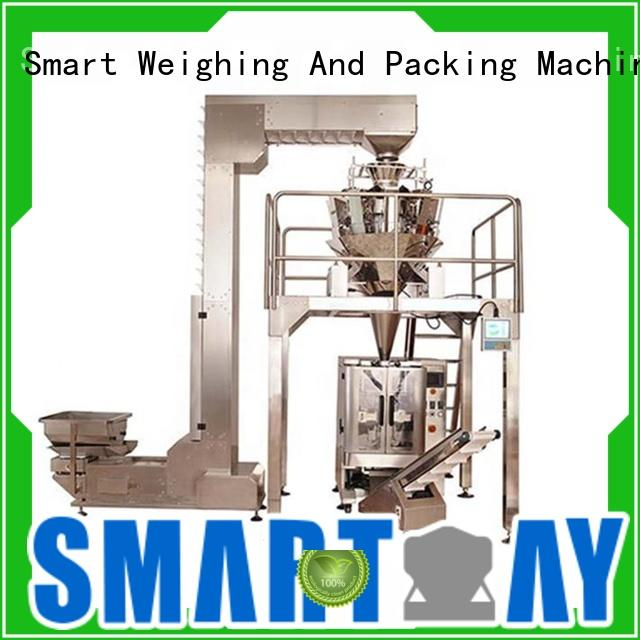 Smart Weigh high-quality pouch packing machine manufacturer manufacturers for food weighing