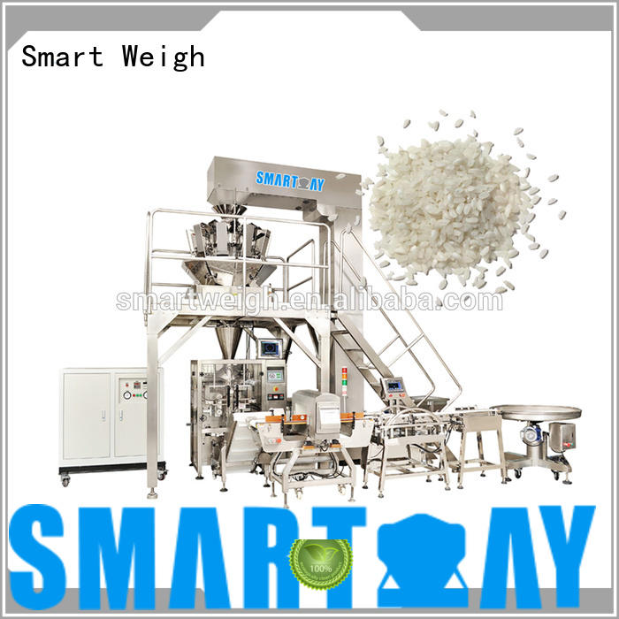 Smart Weigh chip vertical filling machine supply for food packing