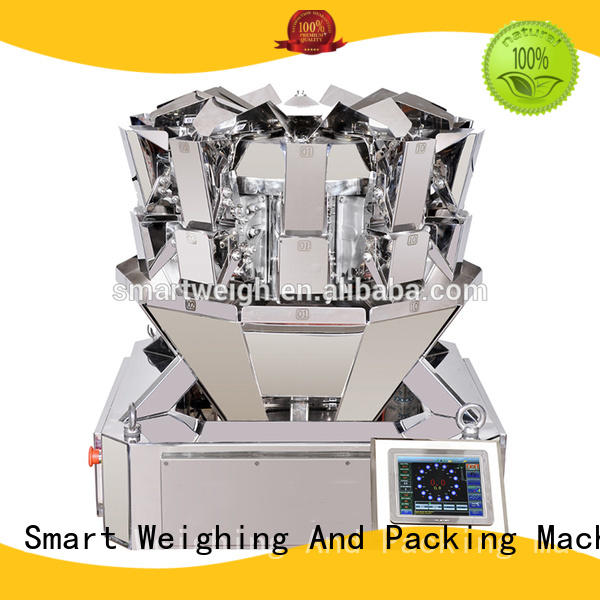 Smart Weigh top customization for food packing