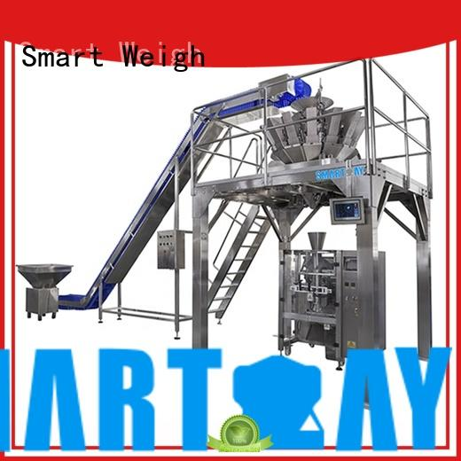 Smart Weigh latest cosmetic filling machine manufacturers for foof handling