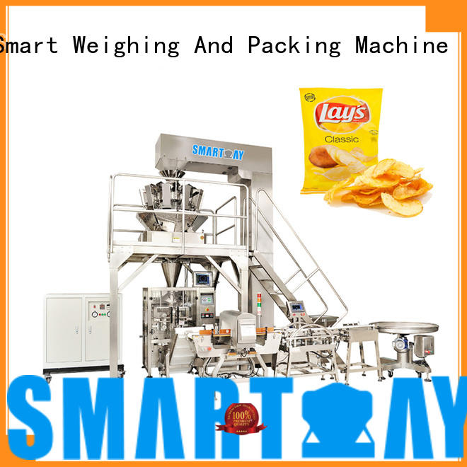 latest vertical form fill seal machine microwave factory for food packing