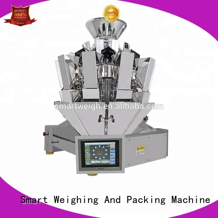 Smart Weigh dry vertical form fill seal machine manufacturers for food packing