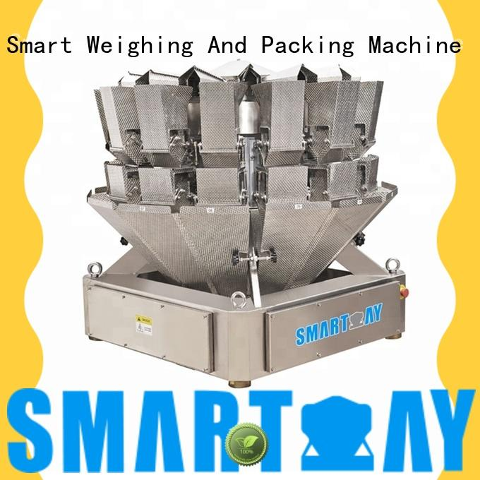 Smart Weigh steady multi head scales with good price for foof handling