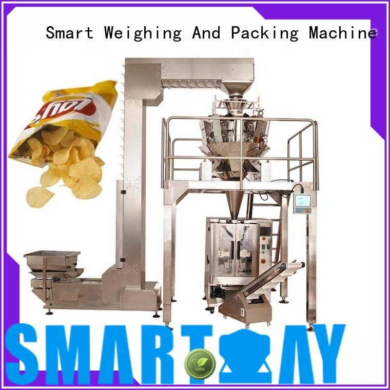 Smart Weigh packing packaging machinery uk customization for food packing