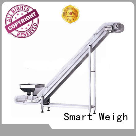 Smart Weigh steady work platform ladders customization for food packing
