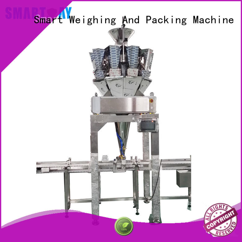 latest vertical form fill machine system supply for meat packing