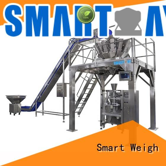 Smart Weigh stable pouch sealing machine with cheap price for food labeling