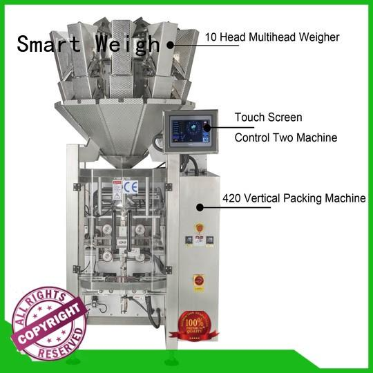 Smart Weigh packing vertical filling machine for business for chips packing