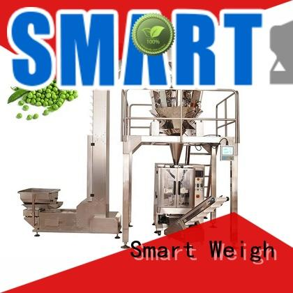 Smart Weigh best vffs packing machine China manufacturer for food weighing