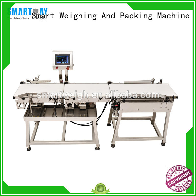 Smart Weigh best checkweigher scale factory price for food weighing
